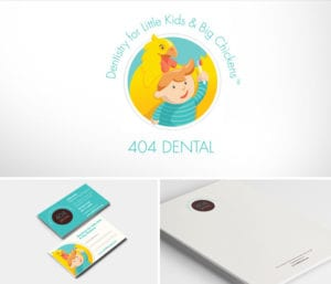 404 Dental design assets