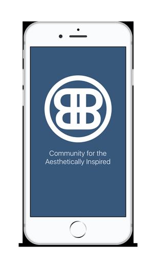 Beaut App design