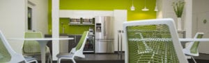 The Treefrog cafeteria