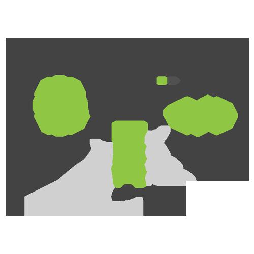 Mobile app development project icon