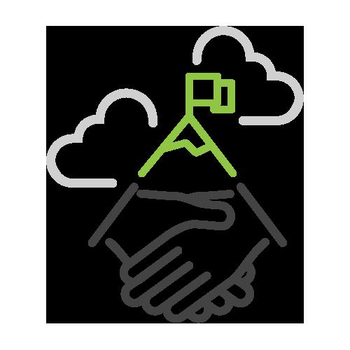 Partnering icon